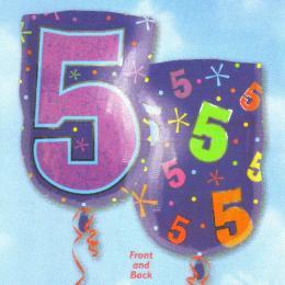 ナンバー 5