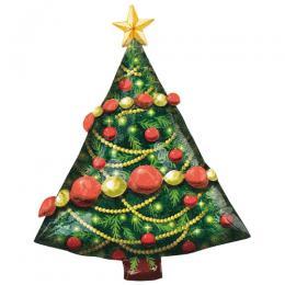 クリスマスツリーガーランド