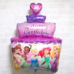 プリンセスバースデーケーキ