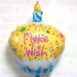 メイクアウィッシュカップケーキ